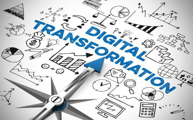 Digital Business Transformation Somarsa - Era digital